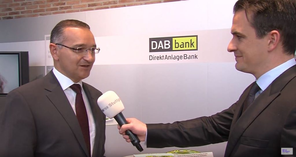 Stephan Theuer Interview Börse Stuttgart Preview